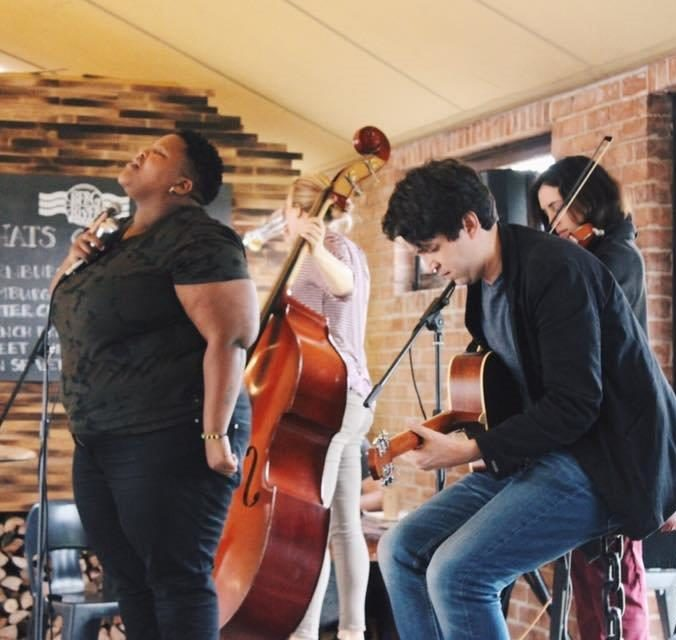 Courtyard Heritage Music at Berg River Brewery. for live music, large gatherings and even open-air dance events. The courtyard includes a protected undercover area.
