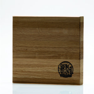 Wooden Chopping Board at Berg River Brewery